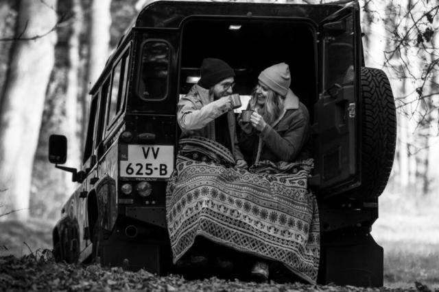 Marleen Verheul Fotografie, Loveshoot, Land Rover