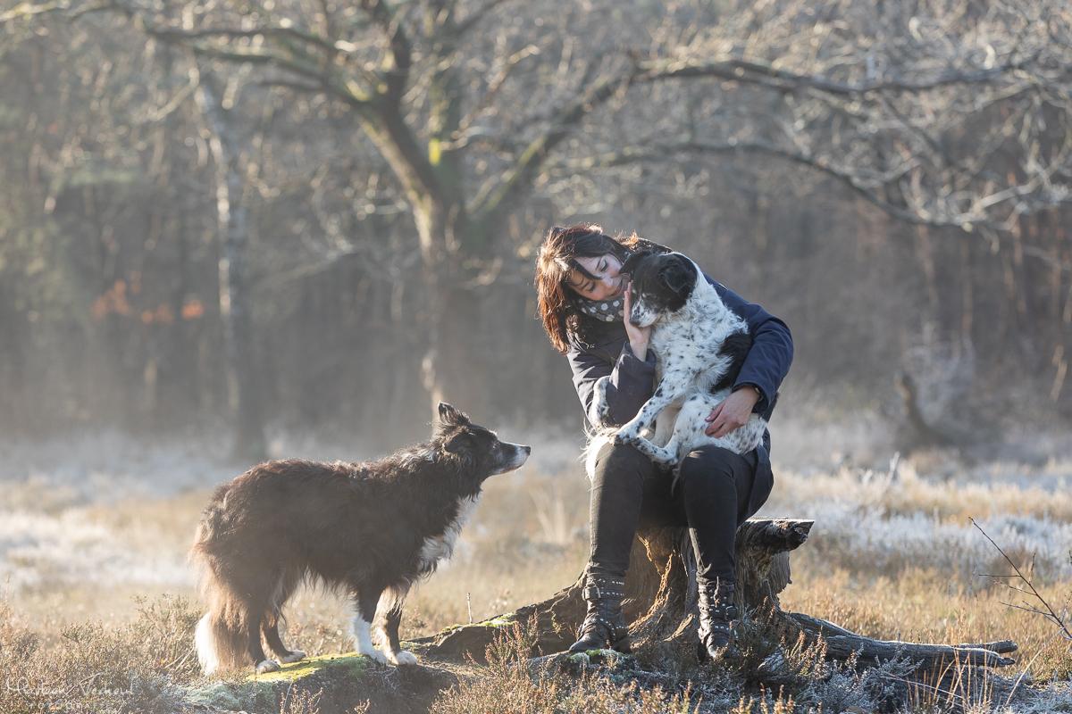 Marleen Verheul Fotografie, hondenfotografie, hondenfotograaf, baas-hond fotografie